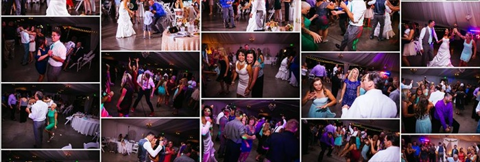 Sacramento Wedding DJ at Pavilion Haggin Oaks.  Photography by Dee & Kris Photography