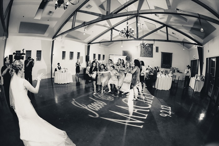 Sacramento Wedding DJ at Flower Farm in Loomis.  Photography by Chris Shepard Photography