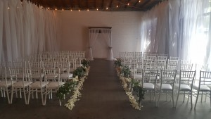 Studio 817 Sacramento Wedding Venue Ceremony